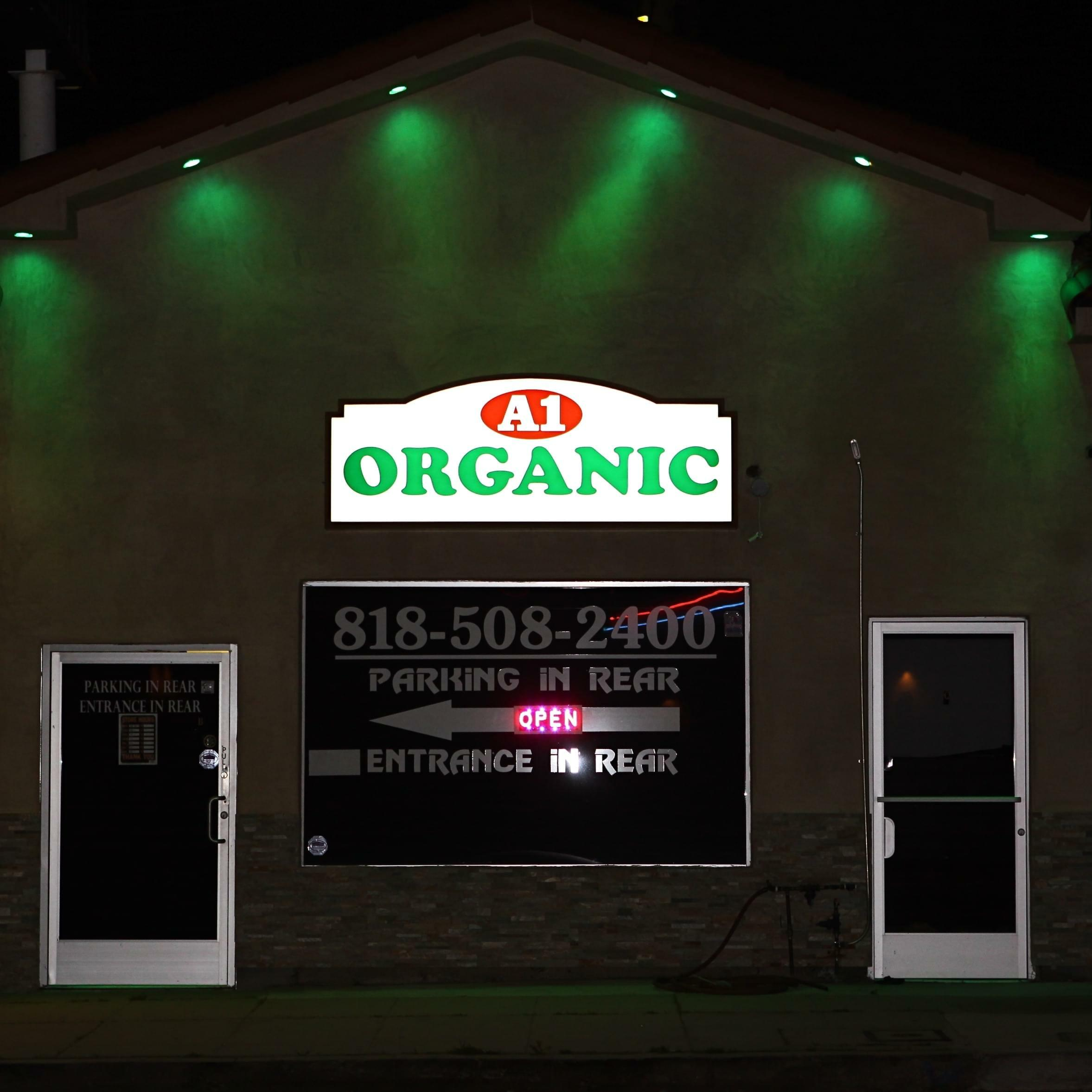 A1 Organic Collective Marijuana Dispensary