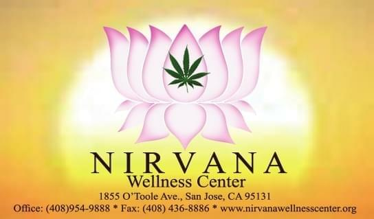 Nirvana Wellness Center Marijuana Dispensary